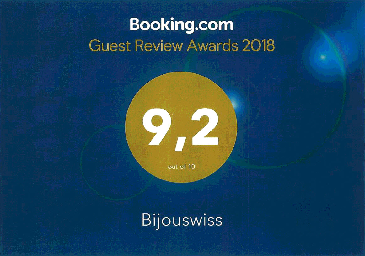Award Bijouswiss